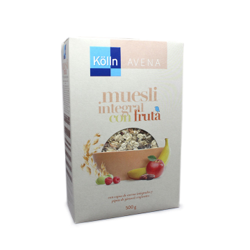 Kölln Müsli Früchte 500g/ Muesli with Fruits