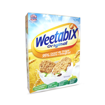 Weetabix Original 430g/ Cereales Trigo Integral Entero