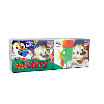 Kellogg's Variety Cereales x8/ Cereals Packs