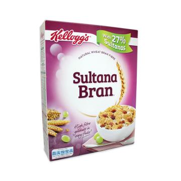 Kellogg's Sultana Bran Cereals 500g/ Cereales con Pasas