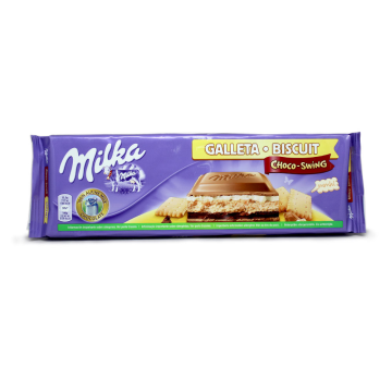 Milka Chocolate Galleta Choco-Swing 300g