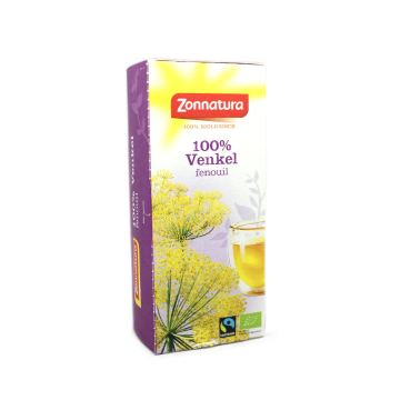Zonnatura 100% Venkel Kruidenthee x20/ Té de Hinojo