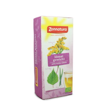 Zonnatura Ideaal Gewicht Kruidenthee x20/ Ideal Weight Tea