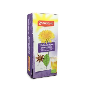 Zonnatura Natuurlijke Stoelgang x20/ Té Tisana Digestivo