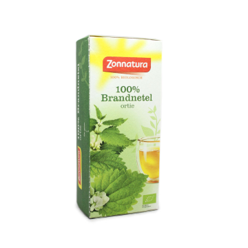 Zonnatura 100% Brandnetel x20/ Nettle Tea