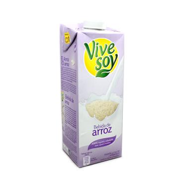 ViveSoy Bebida de Arroz 1L/ Rice Drink