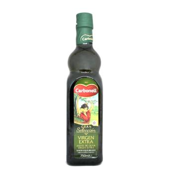 Carbonell Gran Selección Aceite de Oliva Virgen Extra 750ml