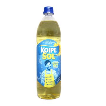 Koipe Sol Aceite de Girasol 1L/ Sunflower Oil