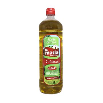 La Masía Aceite de Oliva Clásico 1L/ Olive Oil