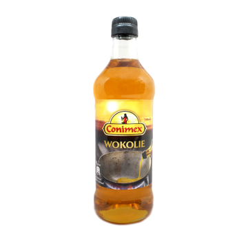 Conimex Olie Wokolie 500ml/ Wok Oil