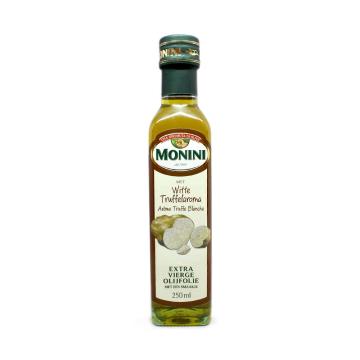 Monini Olijfolie Met Witte Truffelaroma 250ml/ Olive Oil with White Truffles