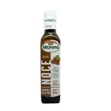 Monini Walnootolie 250ml/ Aceite de Nueces