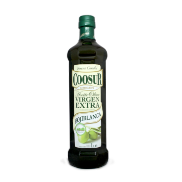 Coosur Hojiblanca Aceite Oliva Virgen Extra 1L