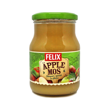 Felix Äpple Mos 400g/ Apple Preserve