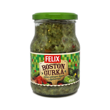 Felix Boston Gurka 375g/ Mezcla Pepino