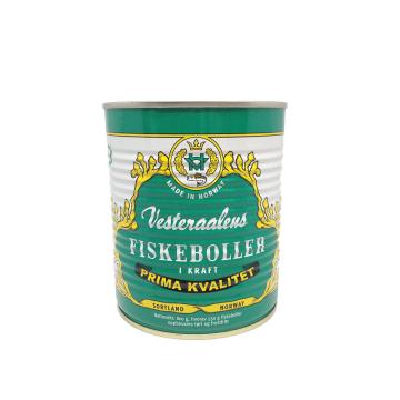 Vesteraalens Fiskeboller 800g/ Fish Meatballs