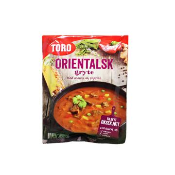 Toro Orientalsk Gryte 126g/ Olla Oriental