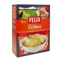 Felix Rotmos 9 Port/ Mashed Potatoes and vegetables