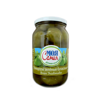 Mor Green Tomatos Grüne Fastomaten 430g