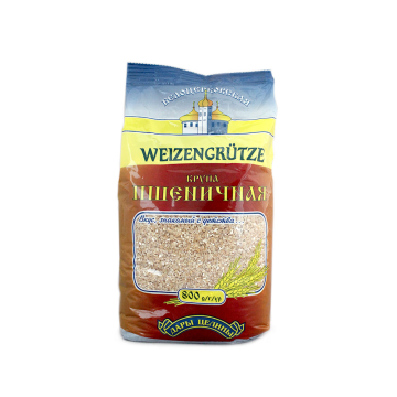 Белоцерковская Крупа пшеничная 800г/ Dari Selini Trigo en Grano 800g
