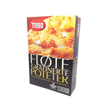 Toro Fløtegratinerte Poteter 104g/ Potatoes Gratin