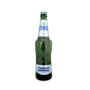 Балтика 7 Пиво 5,4% 0,5л/ Baltika Nº7 Beer 5,4% 0,5L