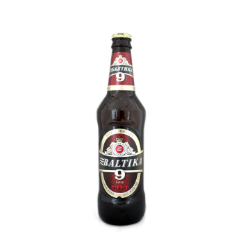 Балтика 9 Пиво 8,0% 0,5л/ Baltika Nº9 Beer 8,0% 0,5L
