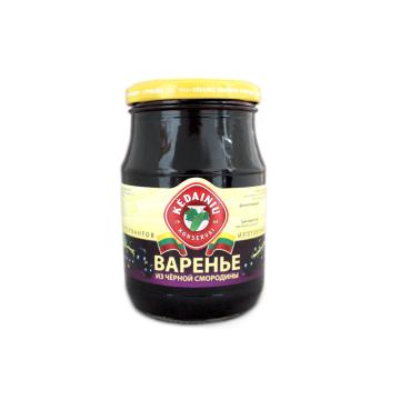 Kedainiu Варенье из чёрной смородины 430г/ Confitura de Arándanos 430g