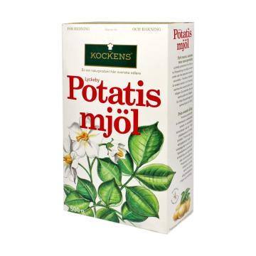 Kockens Lyckeby Potatismjöl 500g/ Harina de Fécula Patata