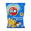 Olw Chips Sourcream&Onion 175g/ Potato Crisps