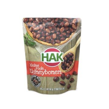 HAK Kleine Rode Kidneybonen 225g/ Red Kidney Beans