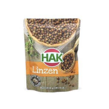 HAK Linzen 205g/ Lentejas