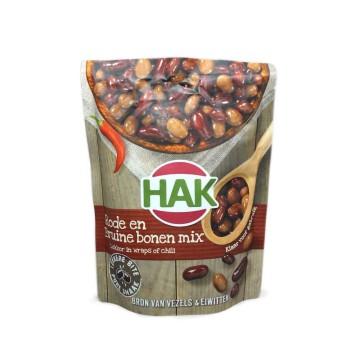 HAK Rode en Bruine Bonen Mix 225g/ Red&Brown Beans