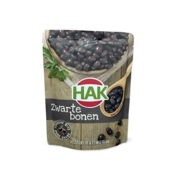HAK Zwarte Bonen 225g/ Black Beans