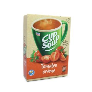 Unox Cup a Soup Tomaten Crème x3/ Sopa de Sobre Crema de Tomate