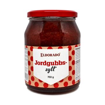 El Dorado Jordgubbssylt 750g/ Mermelada Fresa