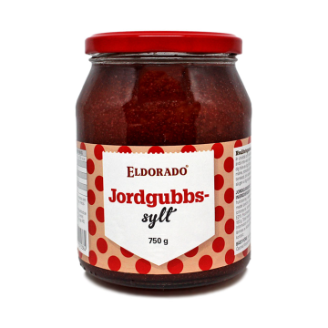 El Dorado Jordgubbssylt 750g/ Strawberry Jam