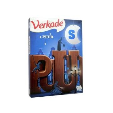 Verkade Letter Puur 135g/ Chocolate Letter
