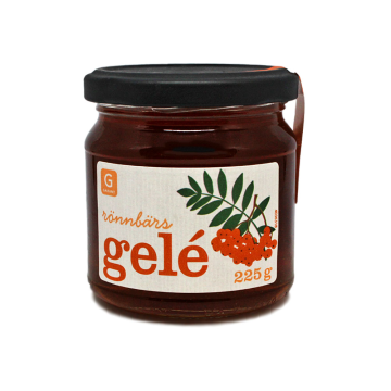 Garant Rönnbärs Gelé 225g/ Fruits Jelly