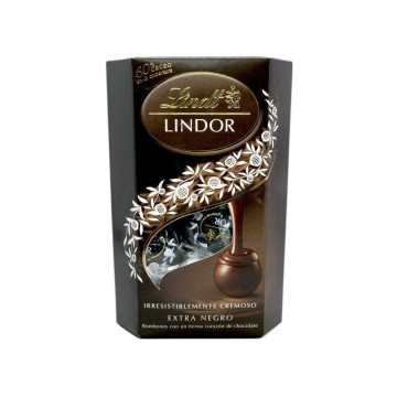 Lindt Lindor Extra Negro 200g