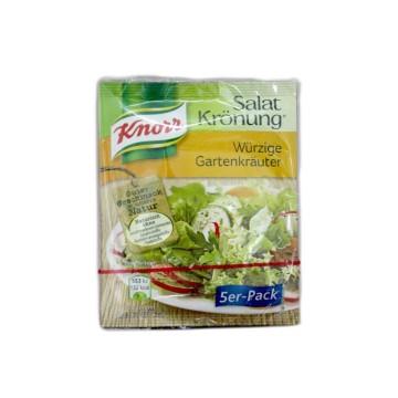 Knorr Salatkrönung Würzige-Gratenkräuter x5/ Mix Ensalada Hierbas Picantes