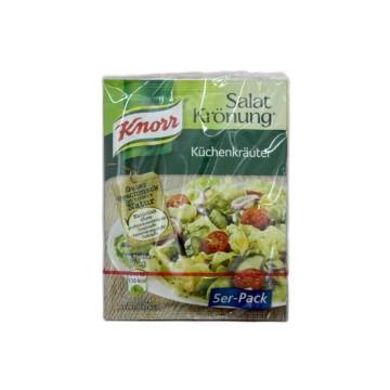 Knorr Salatkrönung Küchenkräuter x5/ Salad Seasoning