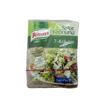Knorr Salatkrönung 7-Kräuter x5/Salad Seasoning 7 Herbs