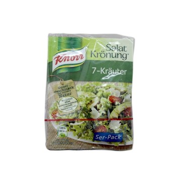 Knorr Salatkrönung 7-Kräuter x5/ Mix Ensalada 7 Hierbas
