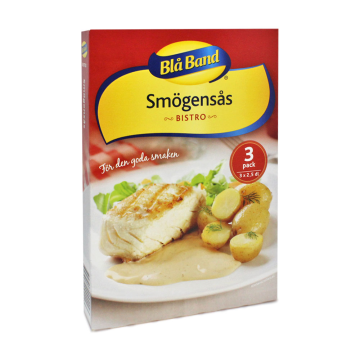 Blå Band Smögensås x3/ Sauce for Fish