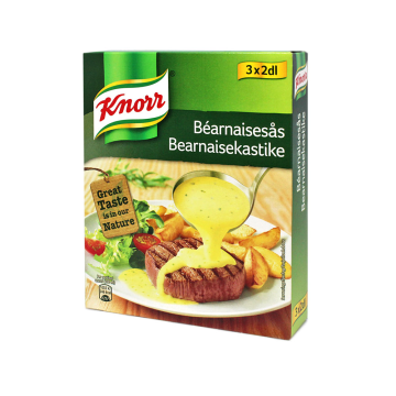 Knorr Béarnaisesås x3/ Salsa Bearnesa