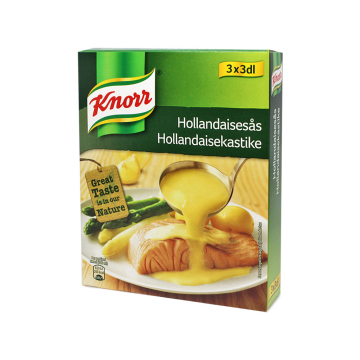 Knorr Hollandaisesås x3/ Hollandaise Sauce