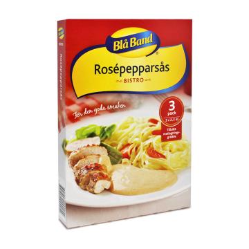 Blå Band Rosépepparsås Bistro 3Pack/ Red Pepper Sauce