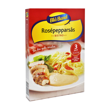 Blå Band Rosépepparsås Bistro x3/ Salsa Pimiento Rojo