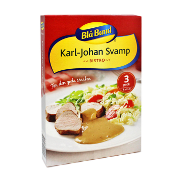 Blå Band Karl-Johan Svampsås x3/ Mushrooms Sauce